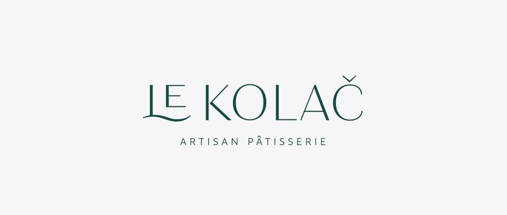 Le Kolač logo cover